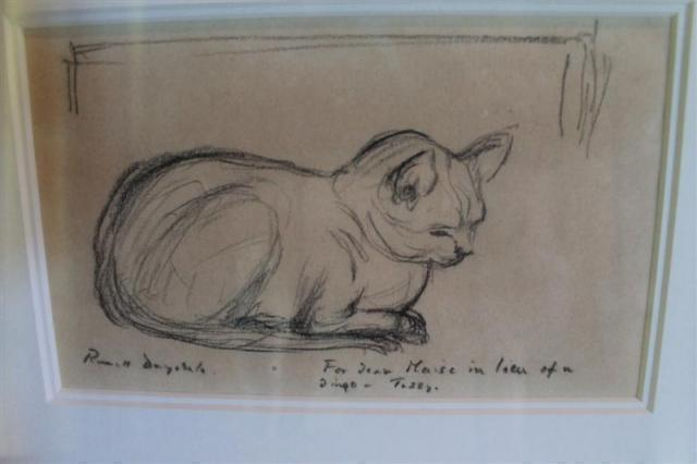 Russell Drysdale - Maisie's Cat