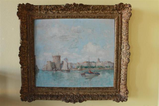 William Lee Hankey - Coming in to Port | Buy Private Art | Private Art Sales