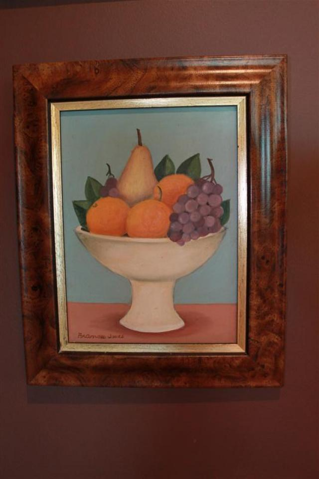 Frances Jones - Still Life With Oranges | Buy Private Art | Private Art Sales