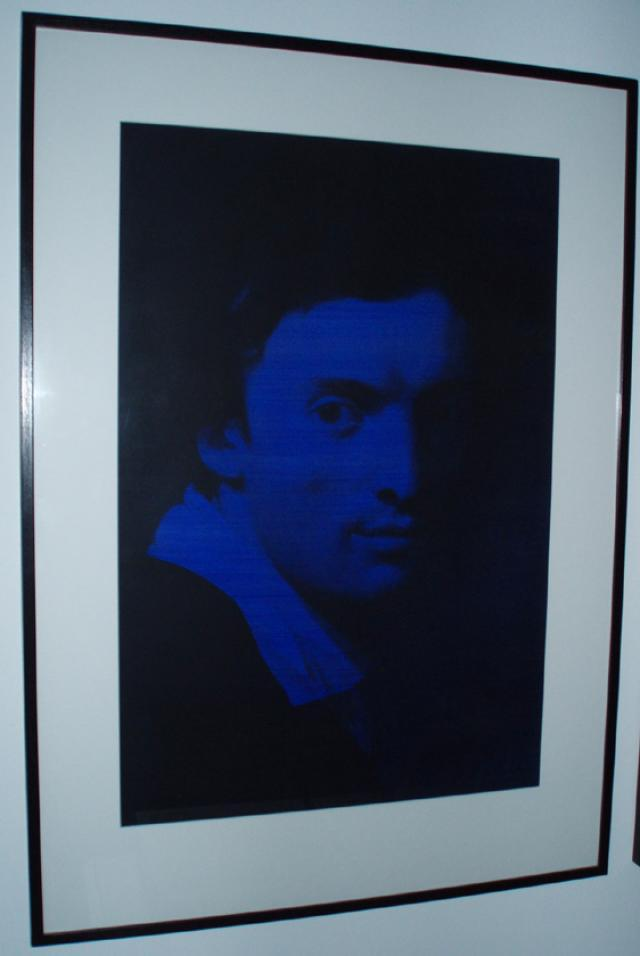 LINDY LEE- 4 framed screenprints - Not Known