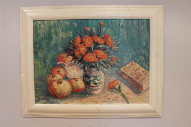 M Calvina - Fruit and Fleur | Buy Private Art | Private Art Sales
