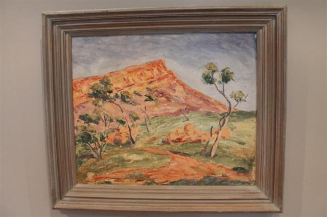 William Jock Frater  Attributed - Mount Bogong