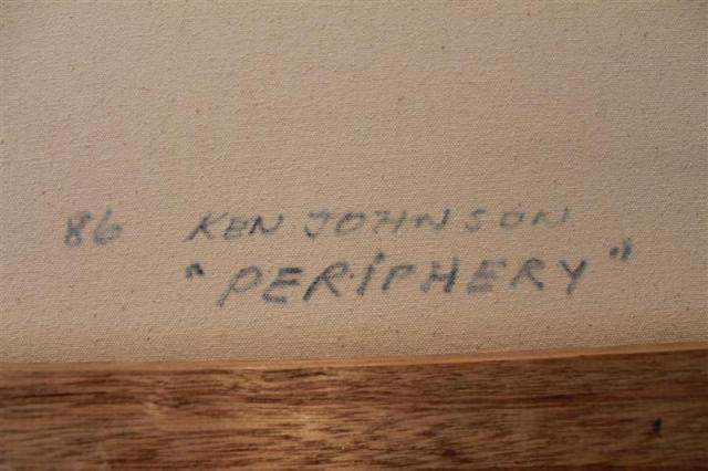 Ken Johnson - Periphery | Buy Private Art | Private Art Sales